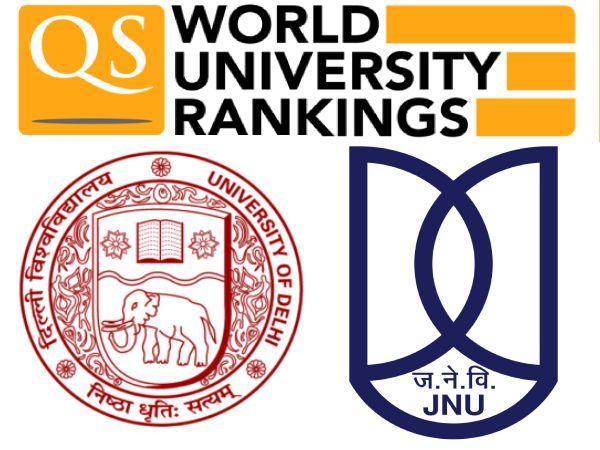QS Ranking 2022 List PDF Download: ये हैं भारत की टॉप 10 यूनिवर्सिटी, JNU पहुंचा 10 नंबर पर