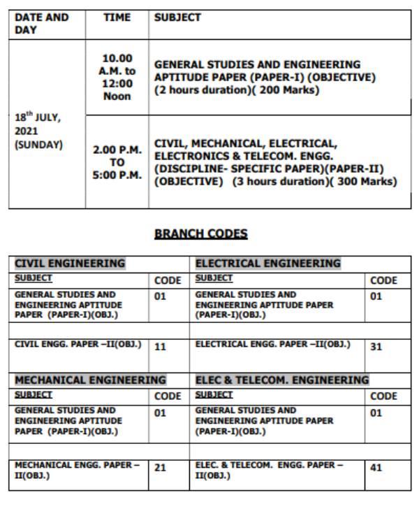 UPSC IES प्रीलिम्स परीक्षा 2021 टाइम टेबल जारी, 18 जुलाई को दो चरणों में होगा एग्जाम