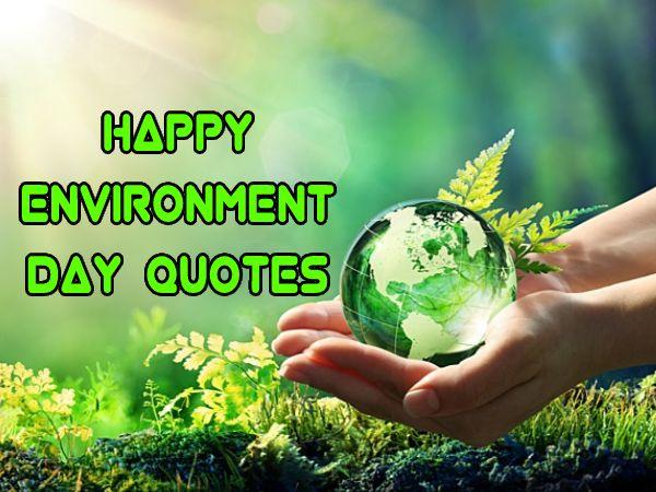 World Environment Day Quotes In Hindi 2021: ये हैं विश्व पर्यावरण दिवस के 15 सबसे बेहतरीन कोट्स