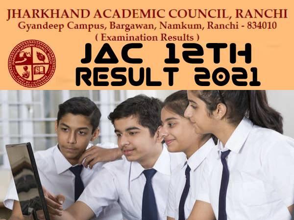 Jharkhand Board 12th Result 2021 Live Updates: झारखंड बोर्ड 12वीं रिजल्ट 2021 से जुड़े सवालों के जवाब