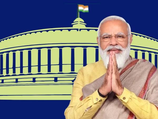 Modi Cabinet New Ministers List: ये हैं पीएम मोदी के नए मंत्रियों की लिस्ट, जानिए किसे क्या मिला