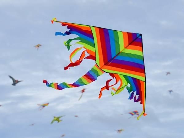 Independence Day 2021: पहली बार पतंग कब और कहां उड़ाई गई, जानिए इसकी कहानी