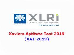 Xat 2019 Registration Procedure