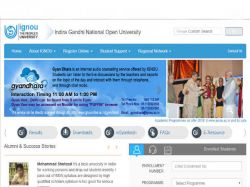 Ignou December 2018 Exam Hall Ticket Admit Card Released Www Ignou Ac In