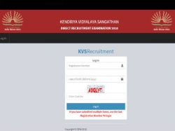 Kvs Pgt Tgt Prt Librarian Recruitment Admit Card Released Download Here Kvsangathan Nic In