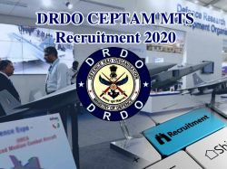 Drdo Recruitment 2020 For Ceptam Mts 1817 Vacancies Drdo Gov In