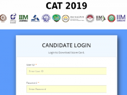 Cat Result 2019 Score Card Download Iimcat Ac In