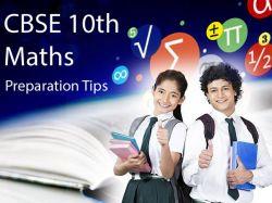 Cbse Board Exam 10th Math 2020 Top Ten Preparation Tips