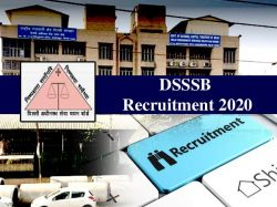 Dsssb Recruitment 2020 Notification Apply Online For 256 Assistant Store Keeper And Other Posts