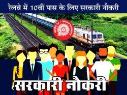 Eastern Railway Recruitment 2020 Apply Online For 2792 Apprentice Post Sarkari Naukri 2020 10th Pass