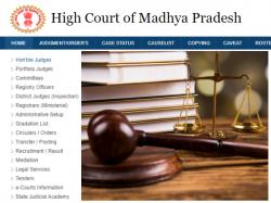 Madhya Pradesh Mp High Court Law Clerk Result 2020 Declared