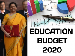 Education Budget 2020 India