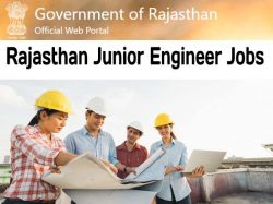 Rsmssb Je Vacancy Recruitment