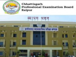 Cg Tet 2020 Exam Date Admit Card Download