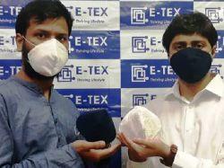 Coronavirus India Iit Delhi Develop Kawach Mask Like N