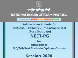 Neet Pg Counseling 2020 Date