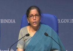 Nirmala Sitharaman On Online Education Live Updates