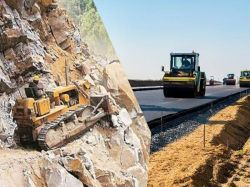 Govt 170 Percent Increase Salaries Of Road Construction Workers Across India Borders