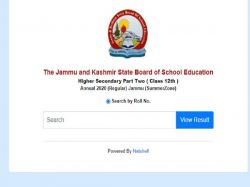 Jkbose 12th Result 2020 Topper List