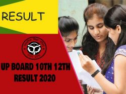 Up Board 10th 12th Result 2020 Live Updates
