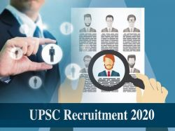 Upsc Iss Notification 2020 Apply Online