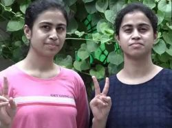 Cbse 12th Result 2020 Twin Sisters Mansi And Manya Same Scored In In Every Subject