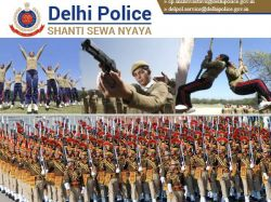 Delhi Police Constable Recruitment 2020 For 5846 Posts Check Notification Salary Syllabus