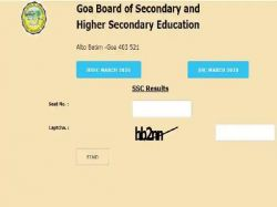 Gbshse Ssc Result 2020 Declared Gbshse Gov In Goa Board 10th Result 2020 Pass Percentage More