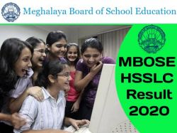 Meghalaya Board 12th Result