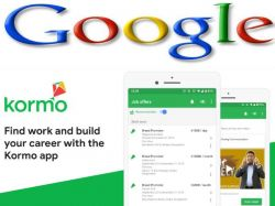 Google Kormo App Help Find Jobs In India