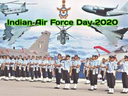Indian Air Force Day History Importance Speech Essay Quotes Wishes Shayari
