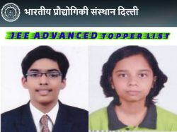 Jee Advanced 2020 Topper List