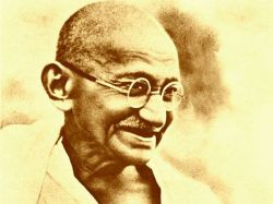 Mahatma Gandhi Life Message In Hindi