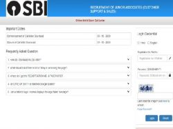 Sbi Clerk Mains Admit Card 2020 Sbi Mains Exam Pattern Syllabus Result Date
