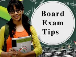 Board Exam Preparation Tips