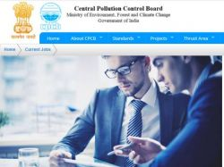 Cpcb Recruitment 2020 Apply Online For 15 Consultant Vacancies Till December