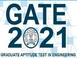 Gate 2021 Application Correction Window Open Till November