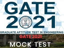 Gate 2021 Mock Test Syllabus Exam Pattern Question Paper Other Details