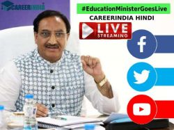 Education Minister Ramesh Pokhriyal Live News Updates On December