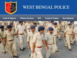 West Bengal Police Si Constable Recruitment