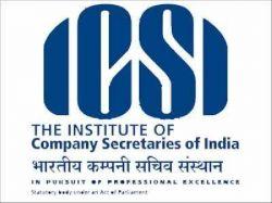 Icsi Cs Professional Executive Result 2021 Toper List Check Direct Link