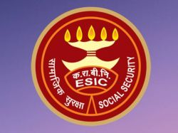 Esic Recruitment 2021 Notification Apply Link