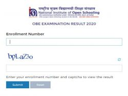 Nios 10th 12th Result 2021 Check Direct Link