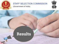 Ssc Je Result 2021 Check Direct Link For Paper 1 Cut Off Marks