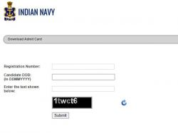 Indian Navy Tradesman Admit Card 2021 Download Direct Link Joinindiannavy Gov In Exam On April