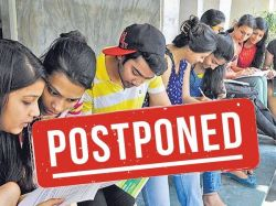Jee Main April 2021 Postponed
