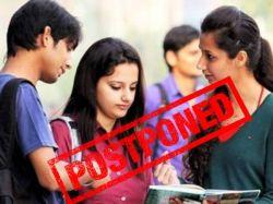 Rajasthan University Exam 2021 Postponed News Updates