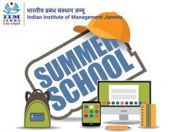 Iim Jammu Online Summer School Registration Link