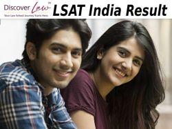 Lsat India Result 2021 Check