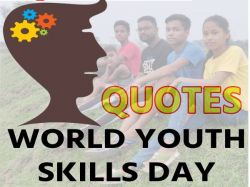 Youth Skills Day Quotes In Hindi